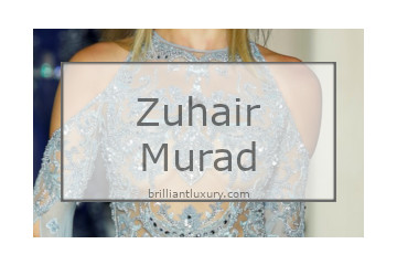 Brilliant Luxury│Zuhair Murad Couture
