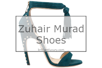 Brilliant Luxury│Zuhair Murad Shoes