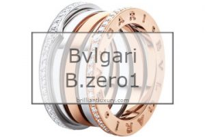 Bvlgari B.zero1 Ring Collection