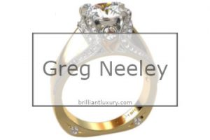 Greg Neeley Wedding Rings