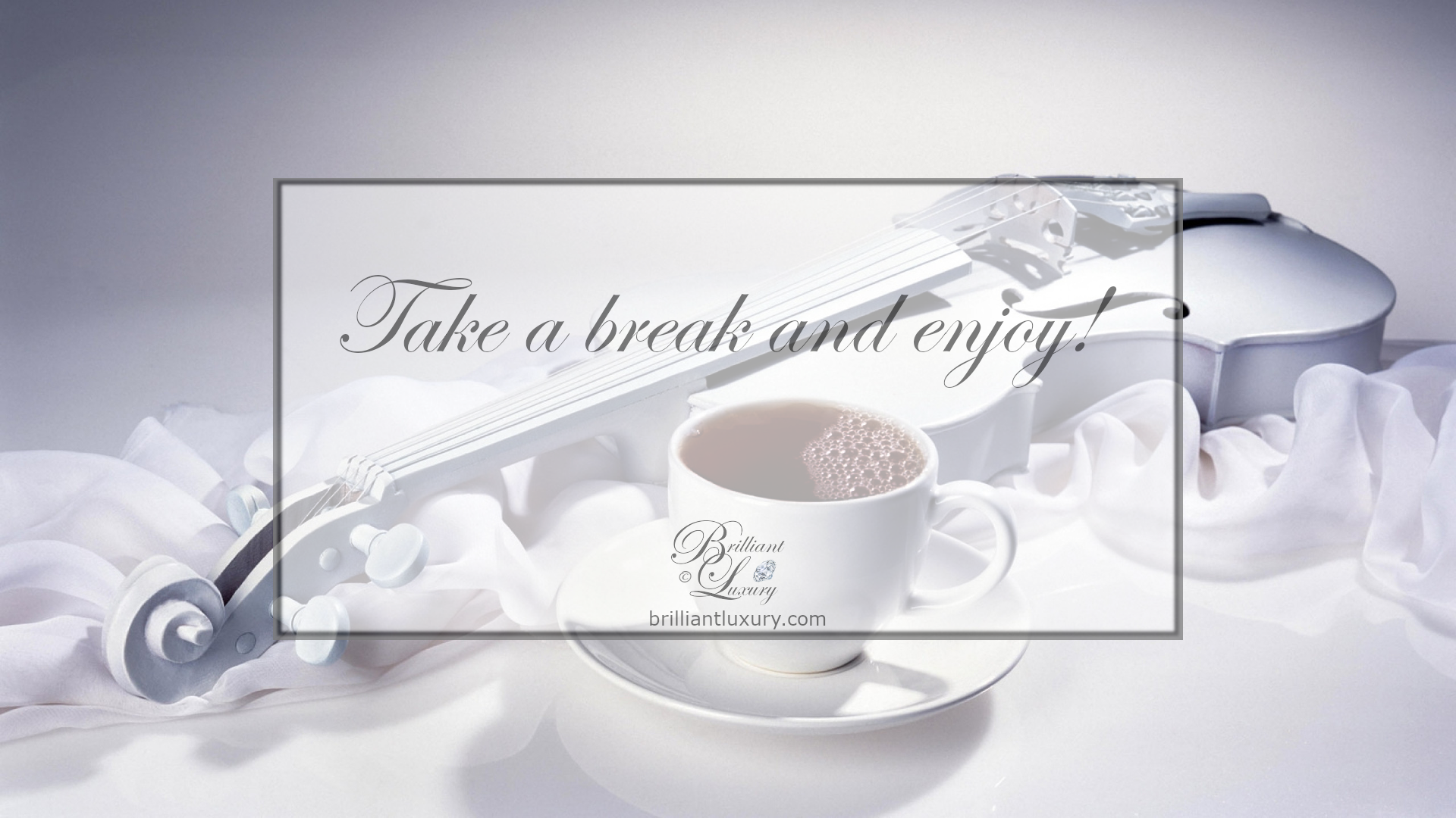 Enjoy your Brilliant Luxury break