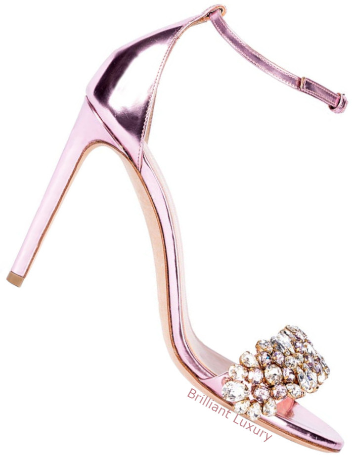 Gedebe New Charlize high heel sandals in pink