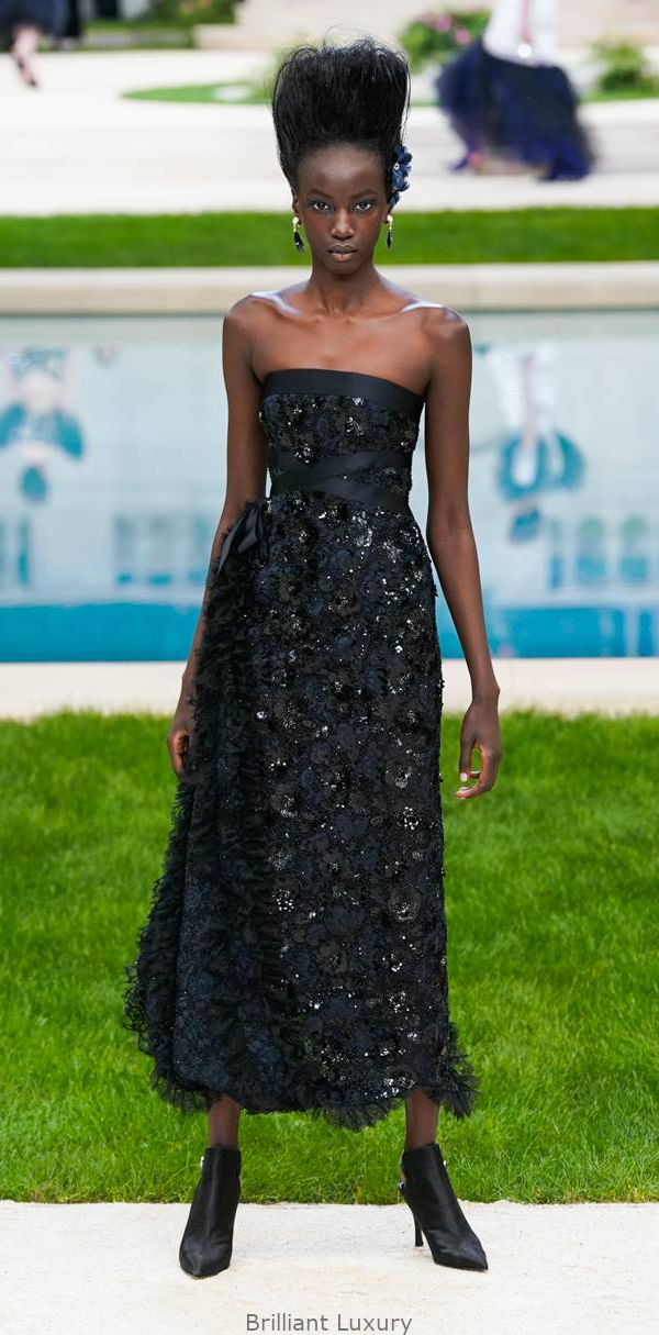 Brilliant Luxury│Chanel Couture Spring 2019
