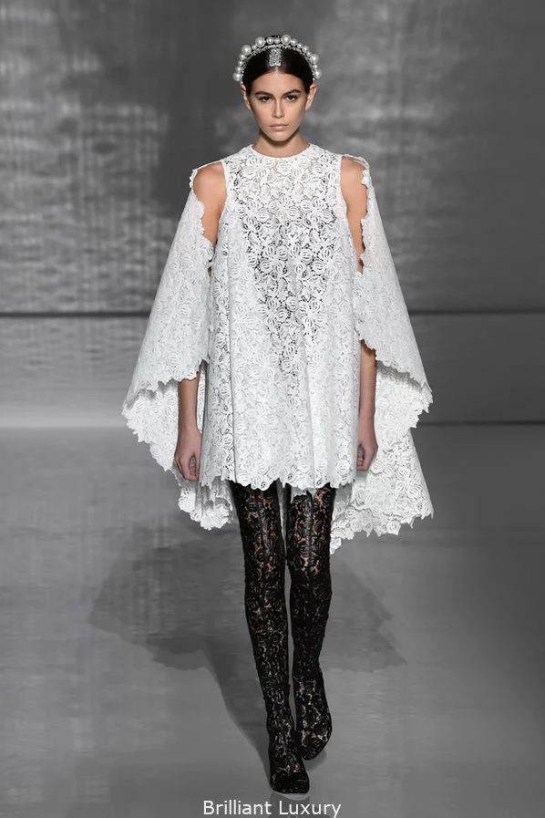 Brilliant Luxury│Givenchy Couture Spring 2019