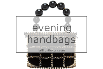 Brilliant Luxury│perfect evening handbags