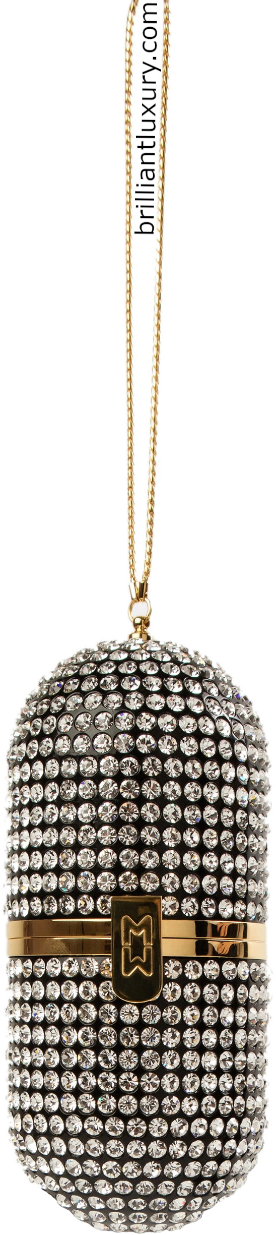 Marzook pill crystal bag