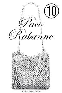 10 Hottest Products 3-2019 Lyst Index Paco Rabanne 1969 shoulder bag