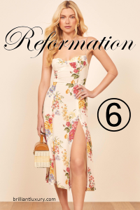 10 Hottest Products 3-2019 Lyst Index Reformation Juliette dress