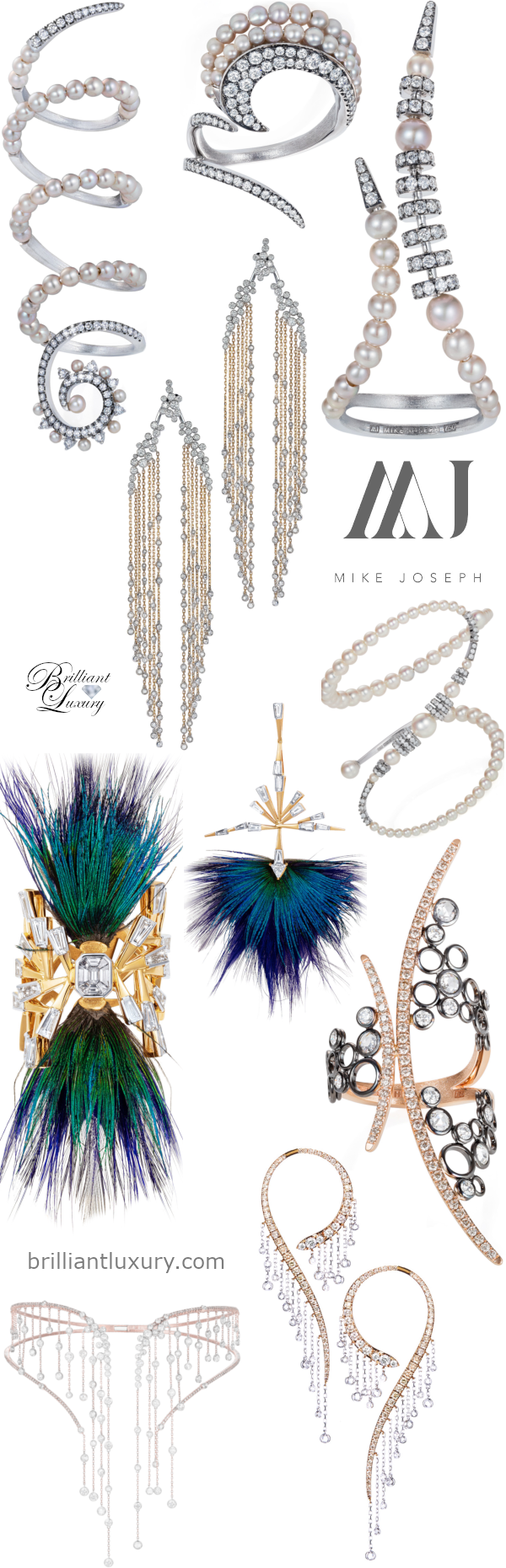 Mike Joseph Jewellery Collection