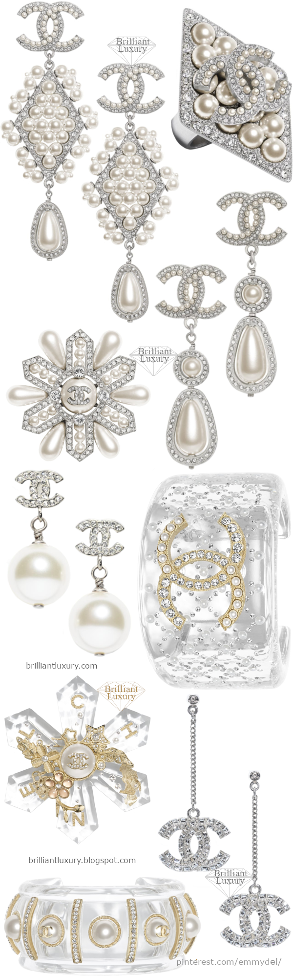 CHANEL Costume Jewelry II