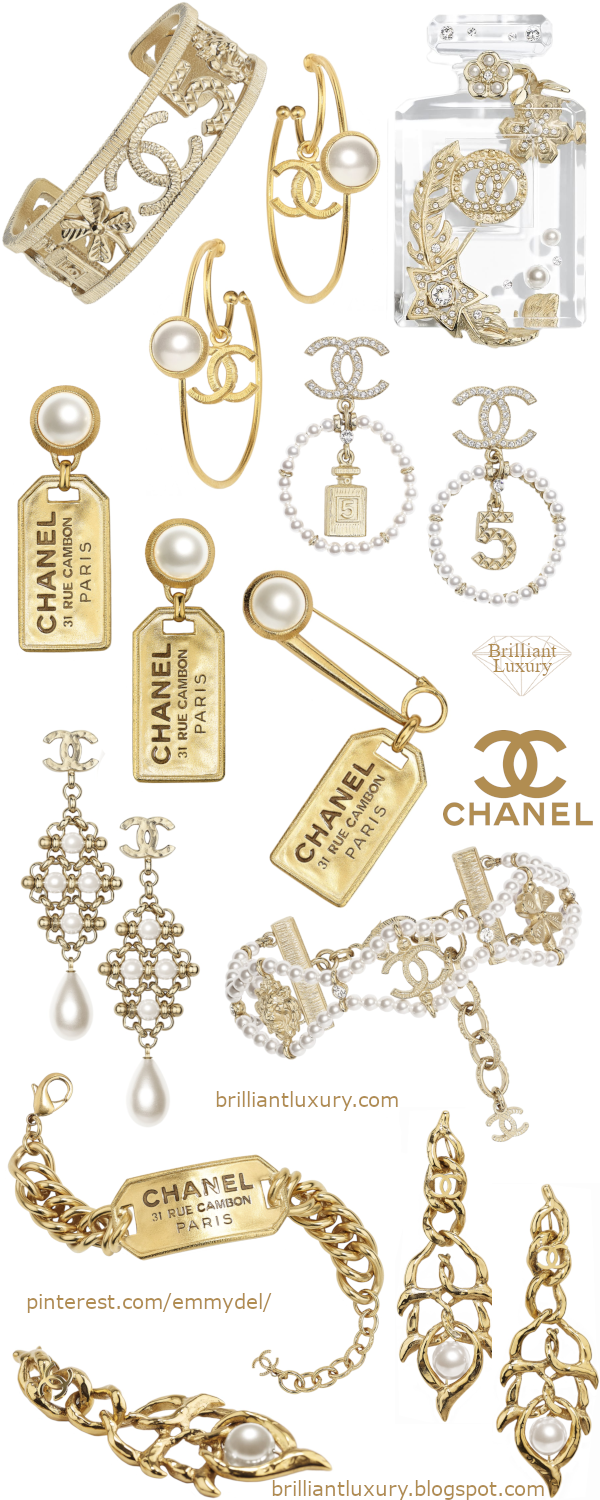 CHANEL Costume Jewelry I