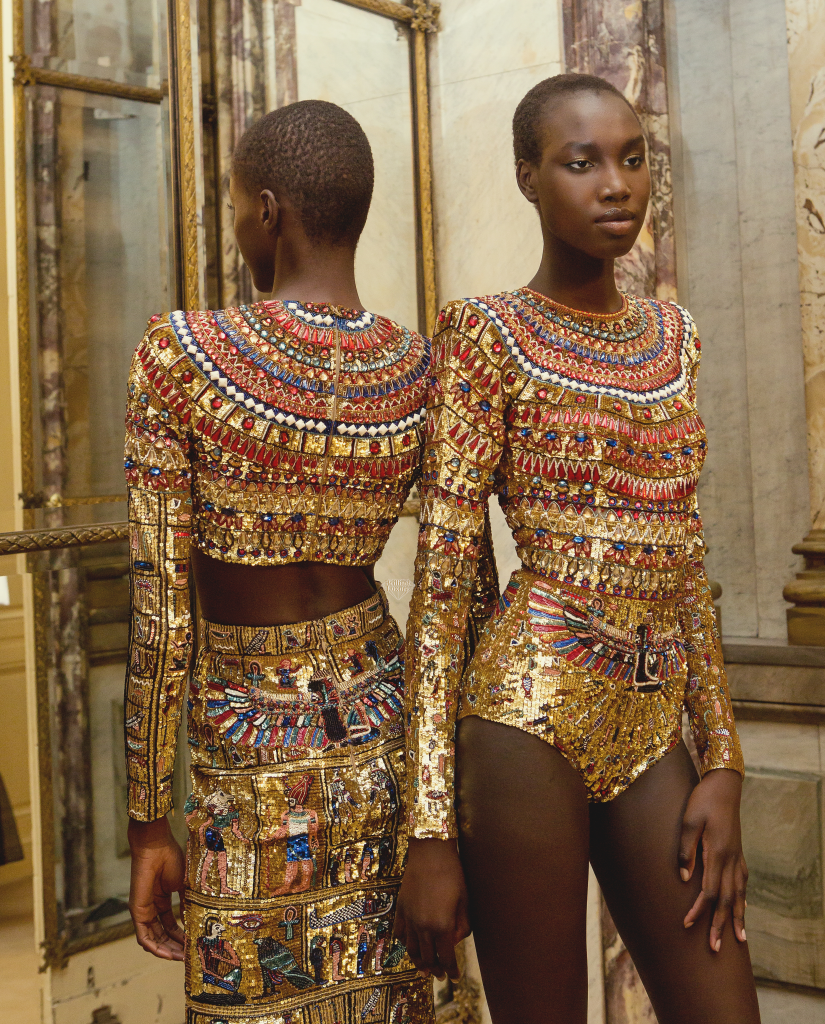 Zuhair Murad Spring 2020 Couture #backstage #fashion