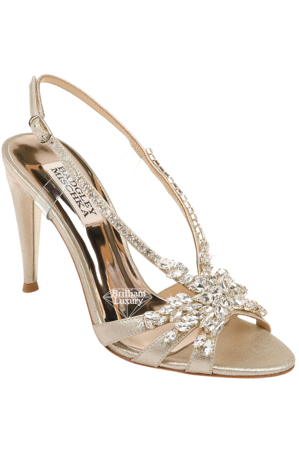 Badgley Mischka Jacqueline II Sandals