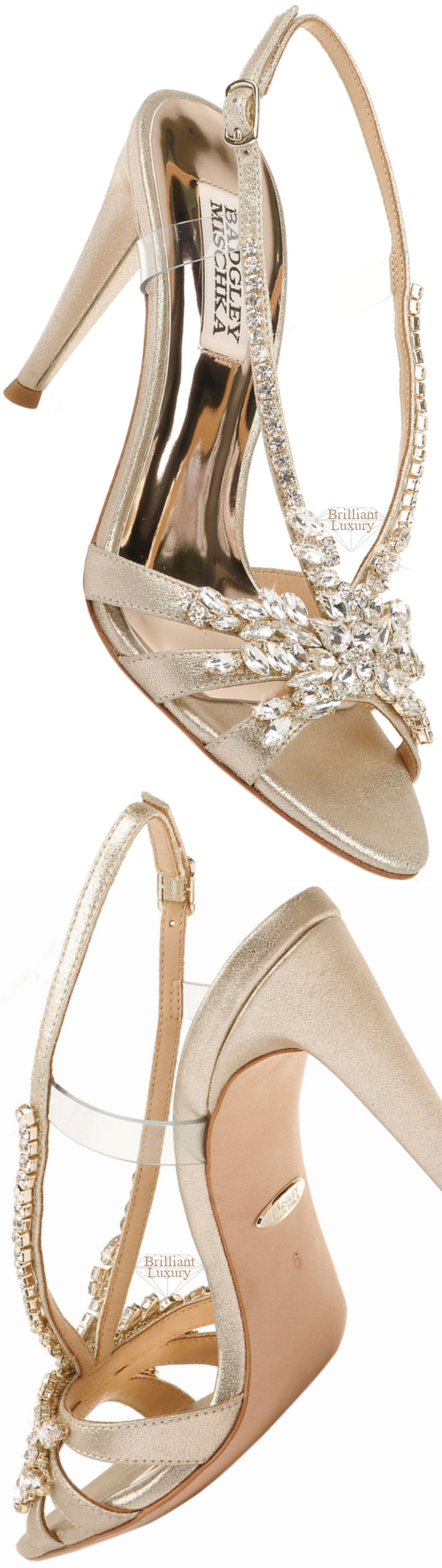Shoe Collection Spring 2020 Badgley Mischka Jacqueline II Sandals
