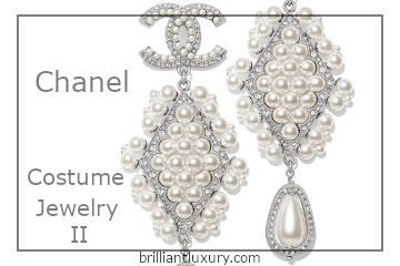 Chanel Costume Jewelry II #brilliantluxury