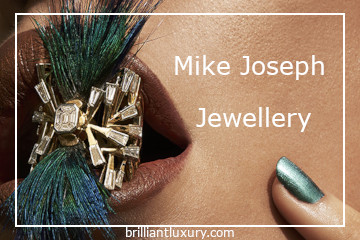 Mike Joseph Jewellery #brilliantluxury