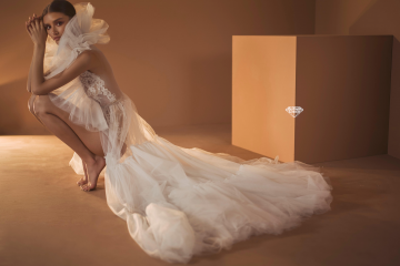 Dror Kontento Bridal Gowns 2020 #brilliantluxury