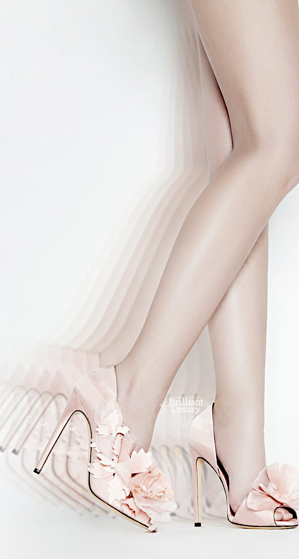 pink Sofra pump #brilliantluxury