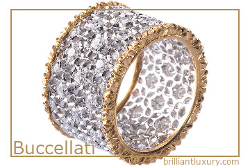 Buccellati High Jewelry #brilliantluxury